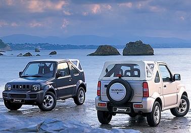 Santorini Car Rental Greece Suzuki Jimny Jeep - Cool cars santorini